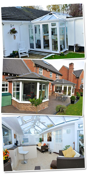 Conservatories installed in Dorset